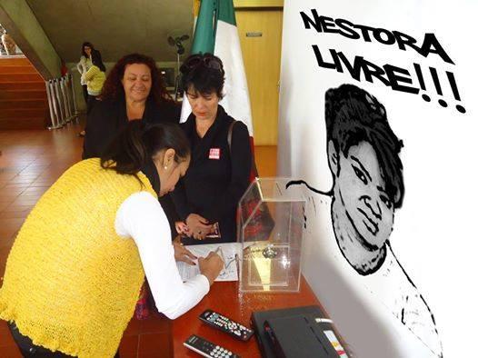 Nestora Embajada Brasil