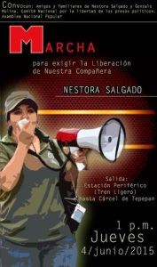 NestoraProtestoPrison